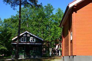 Гостиница в Заокском Тульской области - Сенино